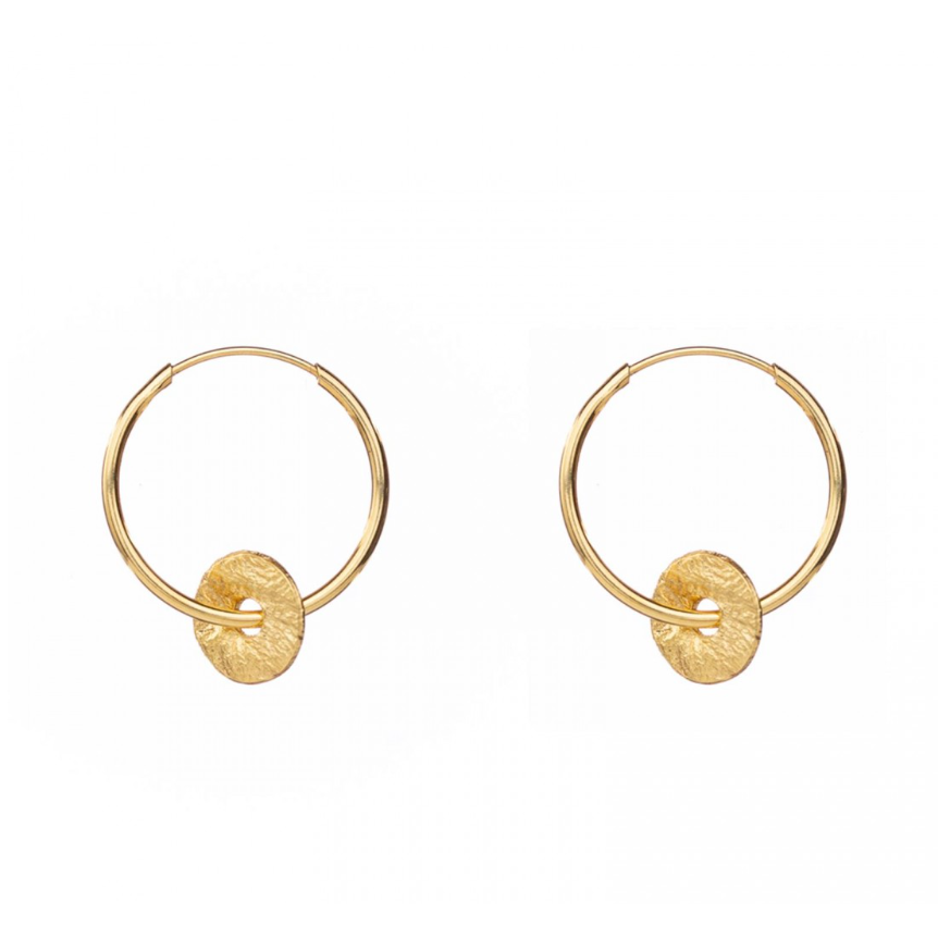 PANTHEON EARRINGS Gold Alisia