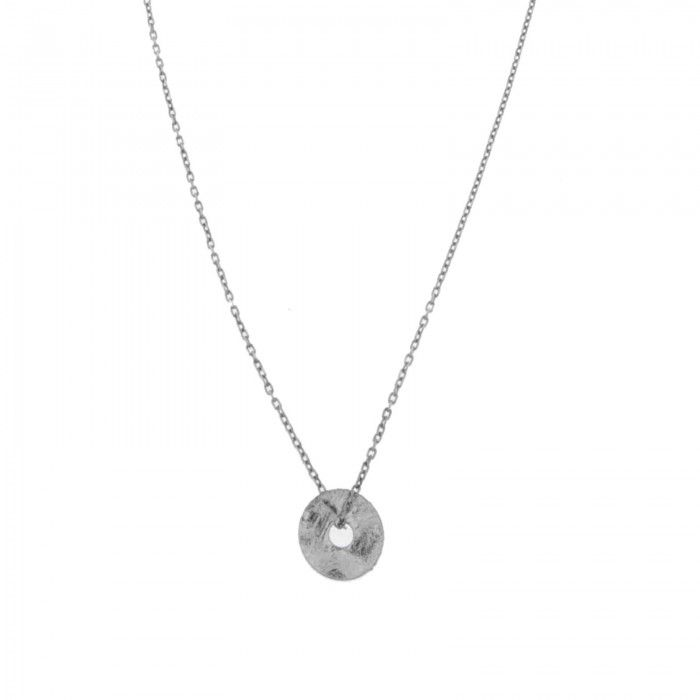 PANTHEON NECKLACE Silver Alisia