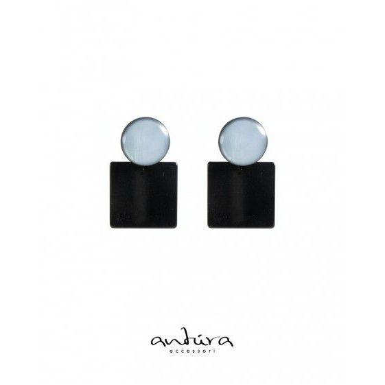 AOD13018 EARRINGS Blue Antùra