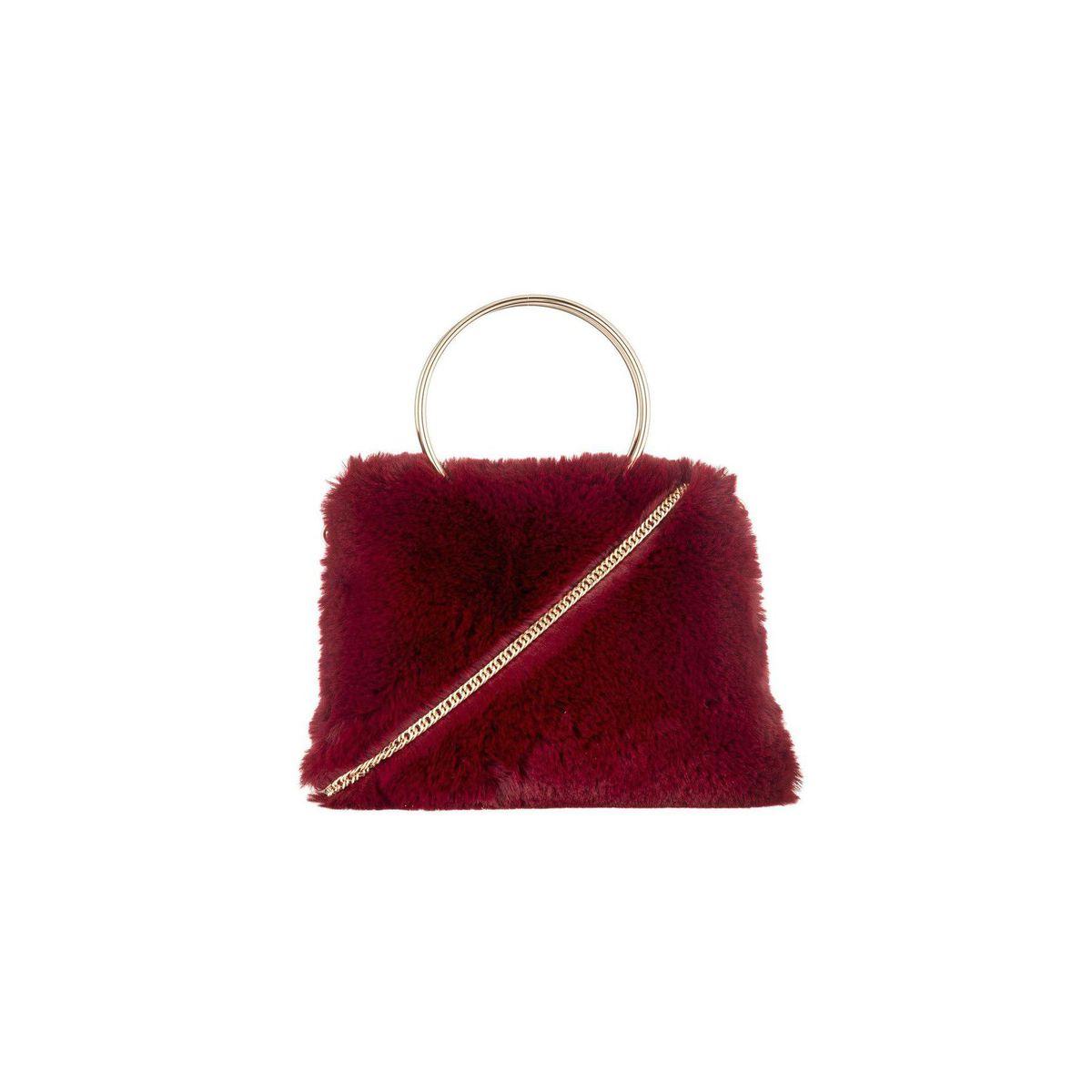 STYLE9000 BAG Bordeaux Alessia Massimo