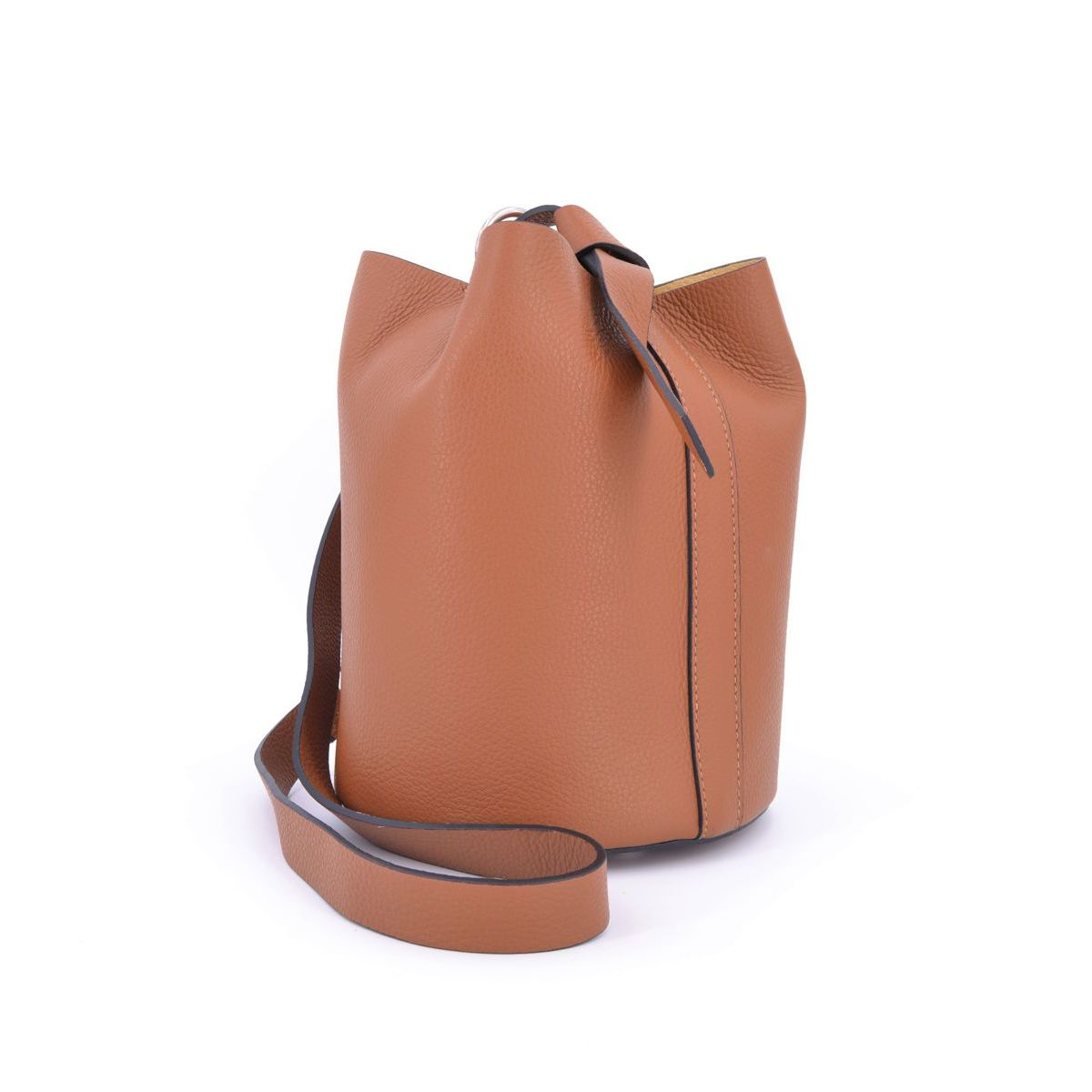 SHOULDER/LEATHER BAG Brown BRASS Workshop