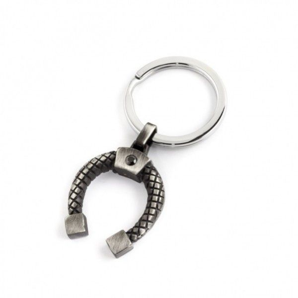 Horseshoe KeyChain Burnished Marlù