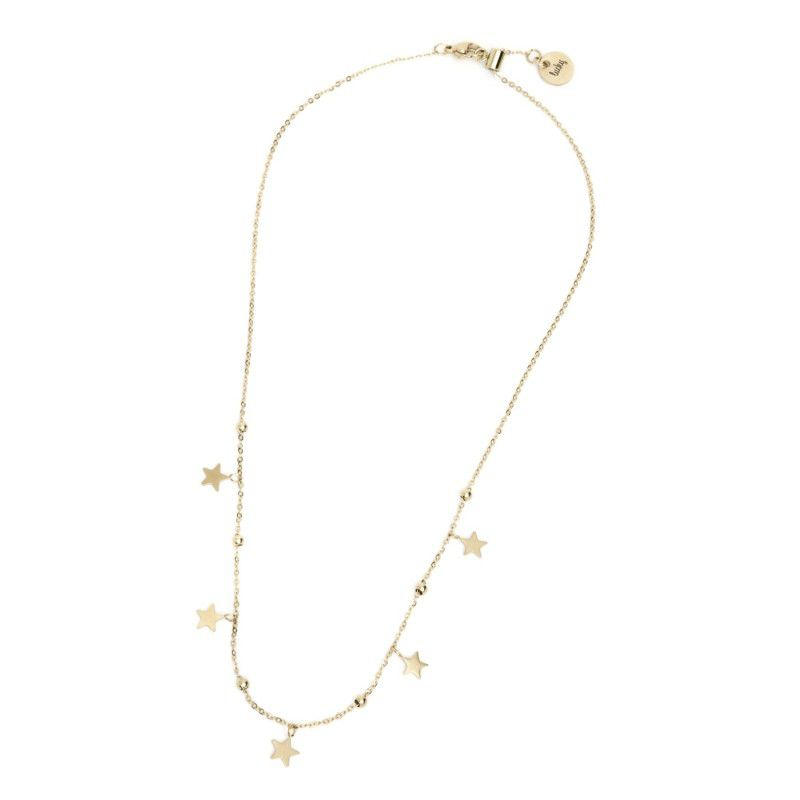 Lucky star Necklace Gold Marlù