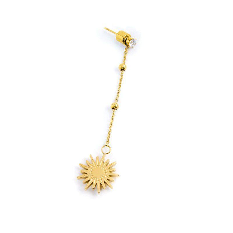 Single earring only 1.5 cm Gold Marlù