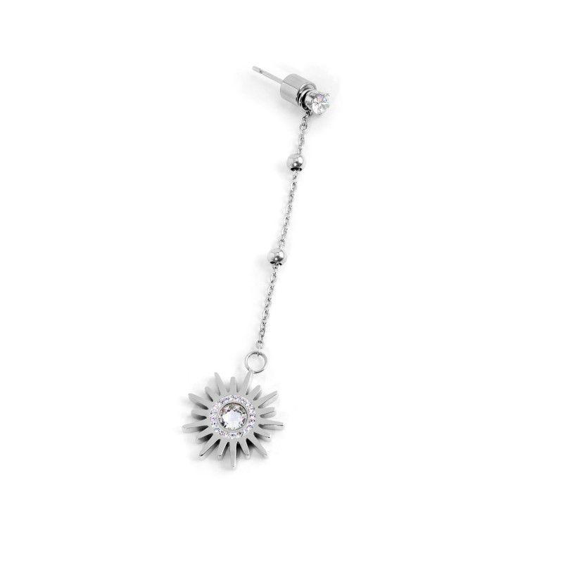 Single earring only 1.5 cm Stee Marlù