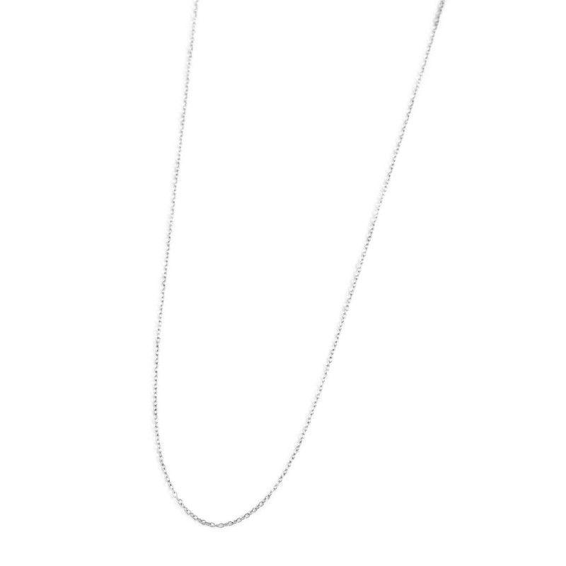 Steel necklace 90 cm th. 1.20 mm Steel Marlù