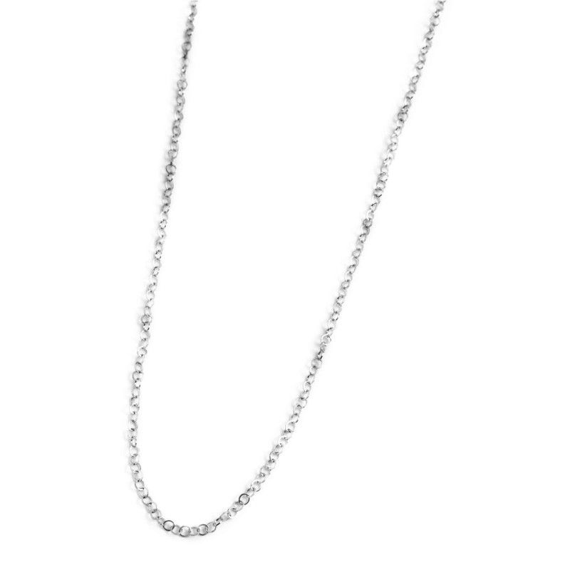 Steel necklace 90 cm Steel Marlù