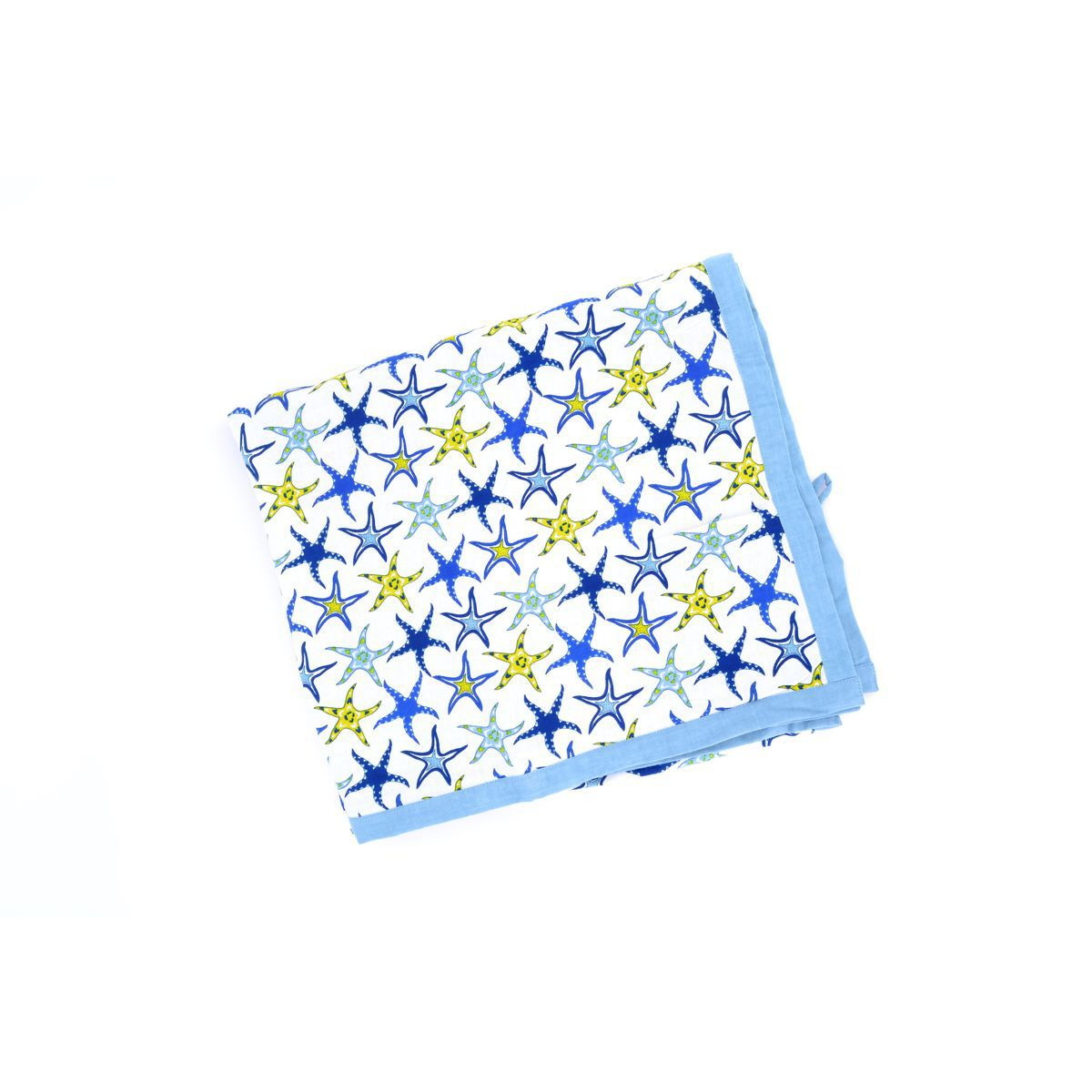 Beach towel Starfish Blue BRASS Workshop