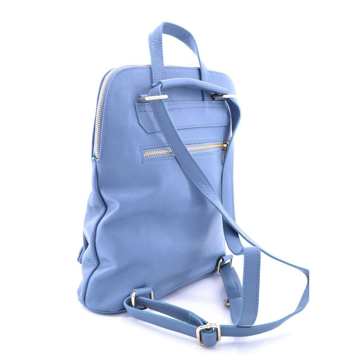 Leather backpack Task Sugar paper BRASS Workshop