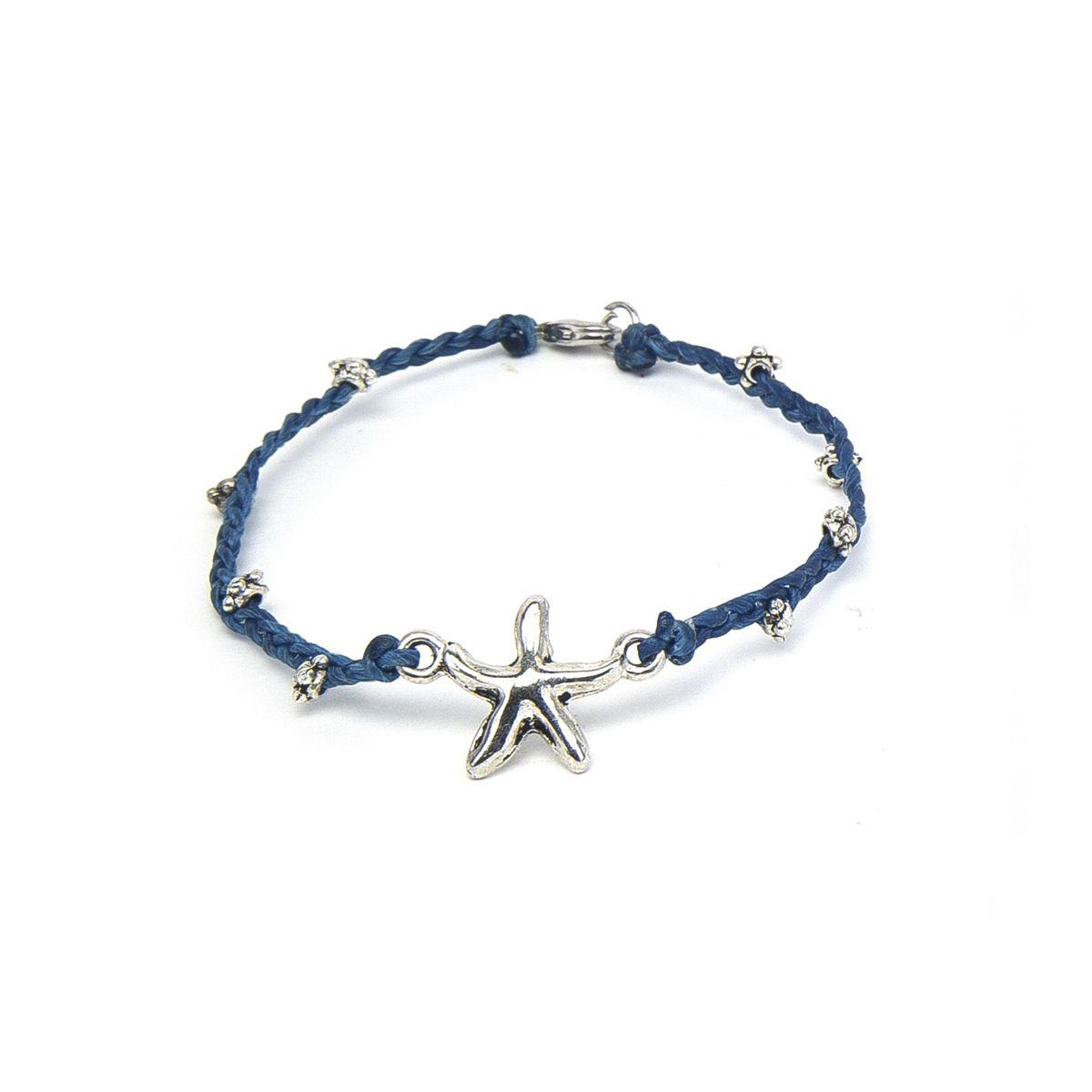 Starfish detail bracelet Jeans VestoPazzo