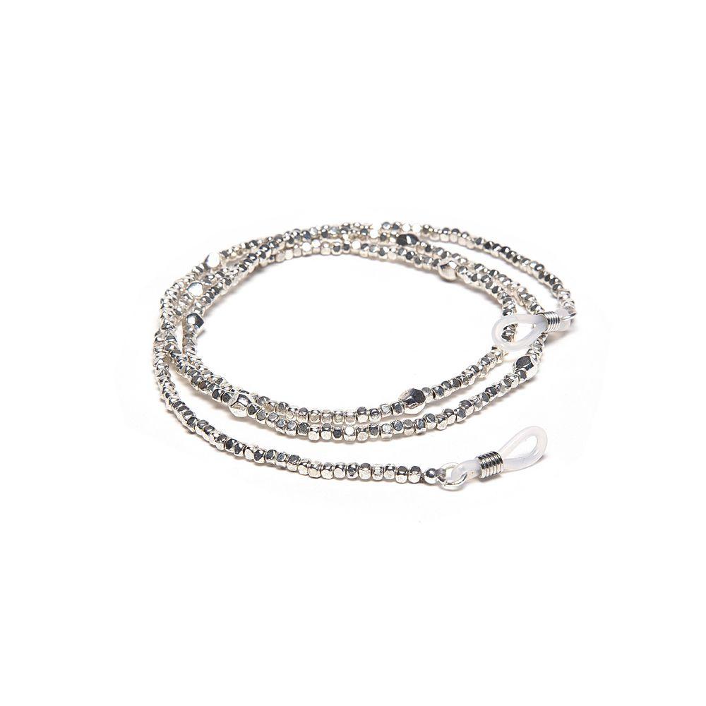 Nuggets Chain Glasses holder Steel VestoPazzo