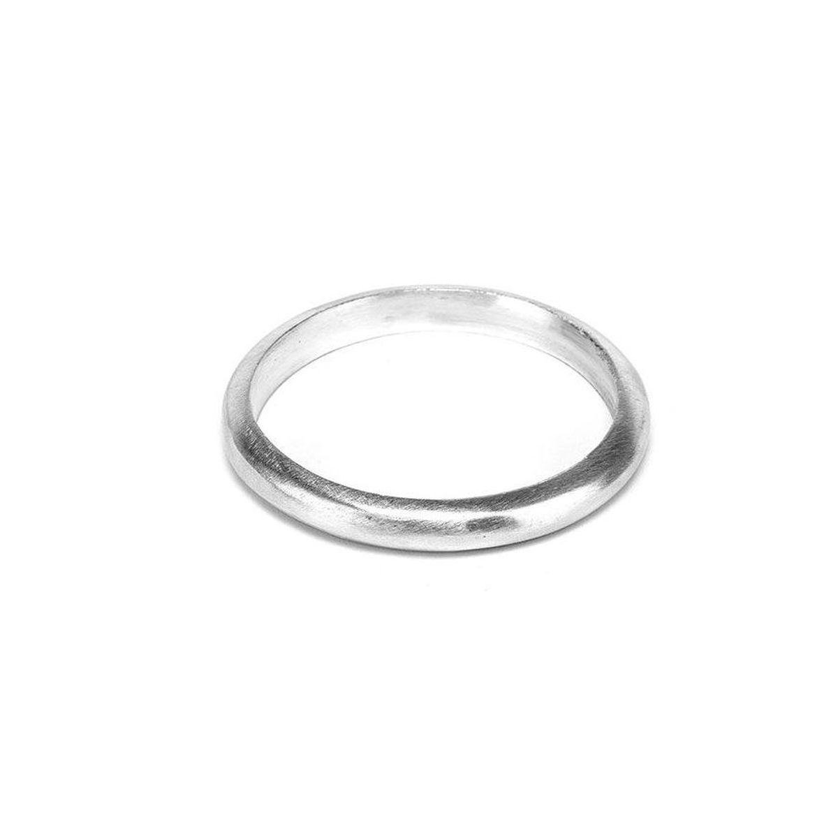 Rigid aluminum bracelet Aluminium VestoPazzo