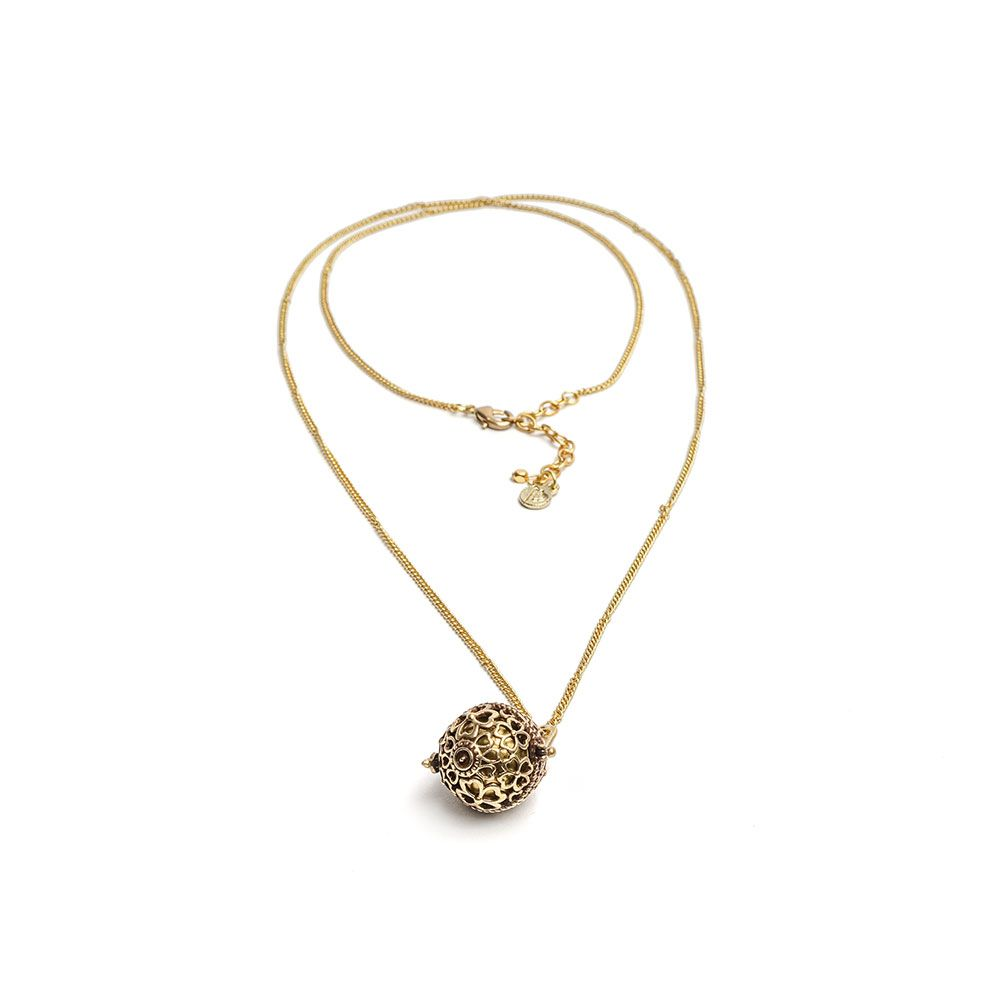 Called flower angels, Chain Necklace Gold VestoPazzo