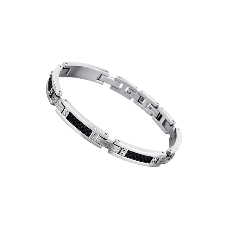 MEN BRACELET LS1650-2/1 Steel LOTUS Style