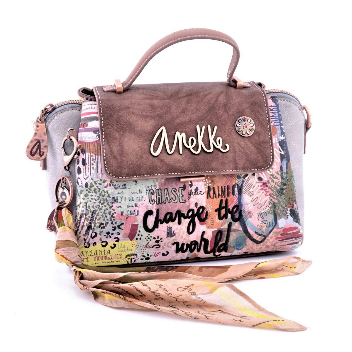 Anekke bag AN30713-44JUS Brown BRASS Workshop