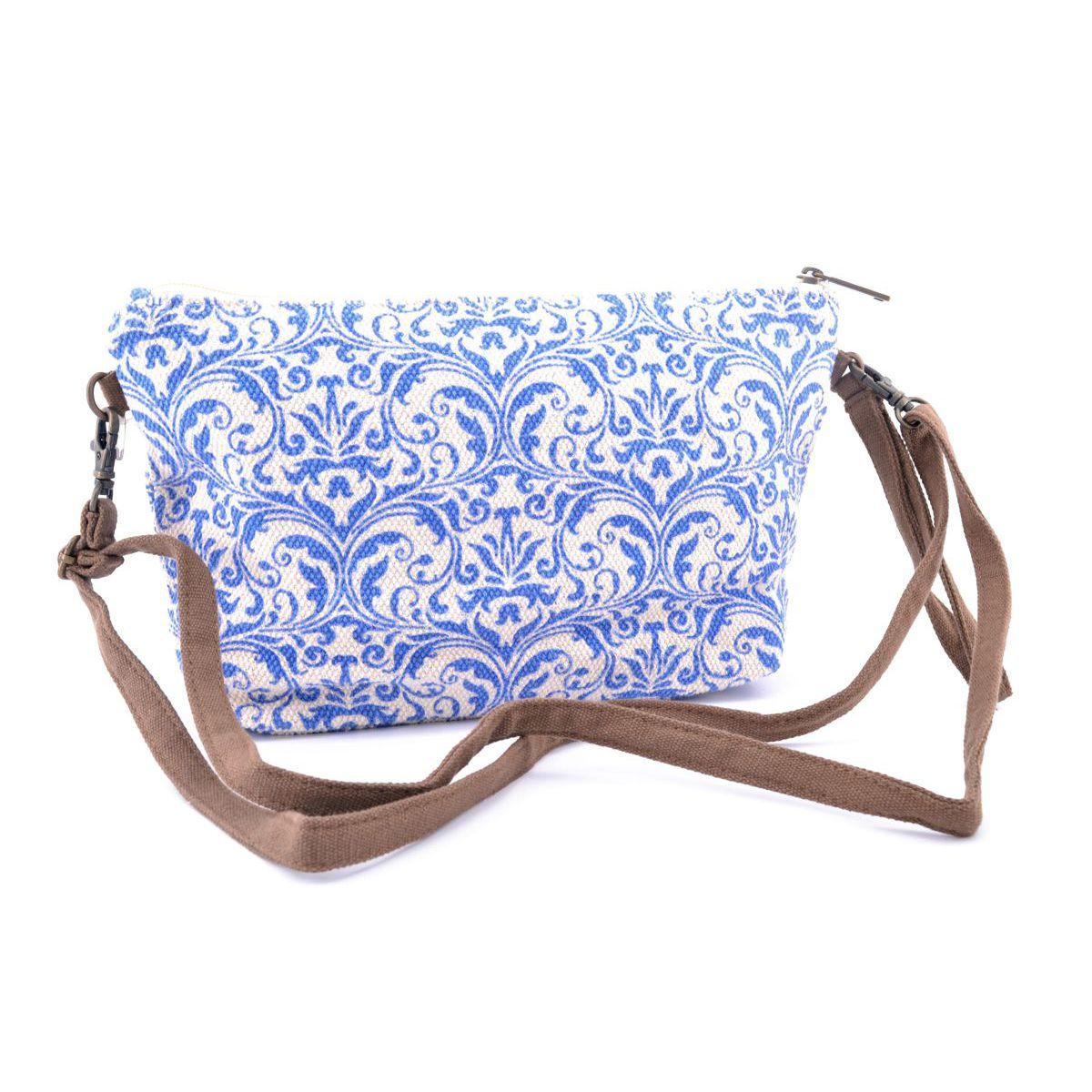 Dani Rosie E19B451 handbag Blue VestoPazzo