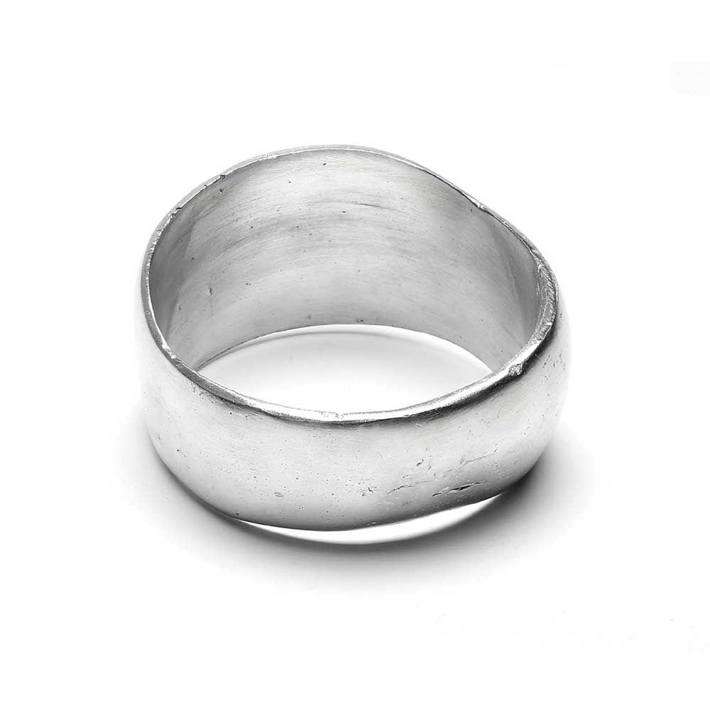 3 cm irregular bracelet Aluminium VestoPazzo