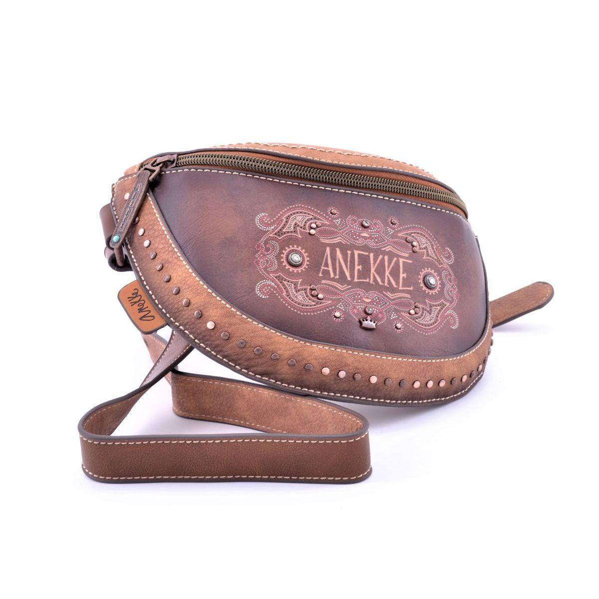 Belt bag Anekke AN30707-38ARS Brown BRASS Workshop