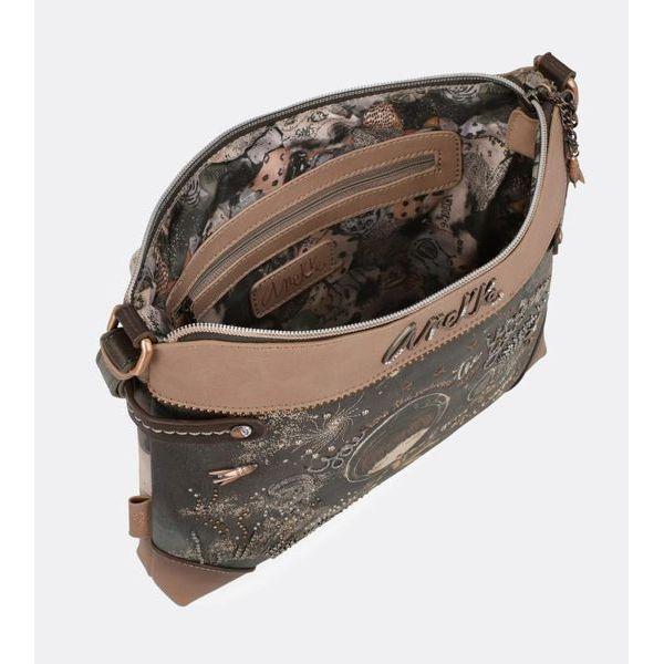 3. Anekke bag 03-701UNC Brown Anekke
