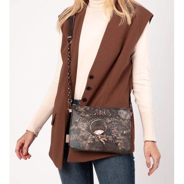 4. Anekke bag 04-015UNC Brown Anekke