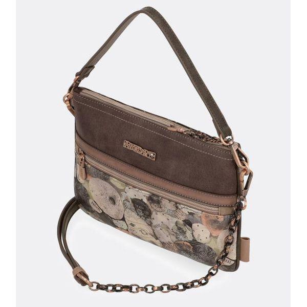 2. Anekke bag 04-015UNC Brown Anekke
