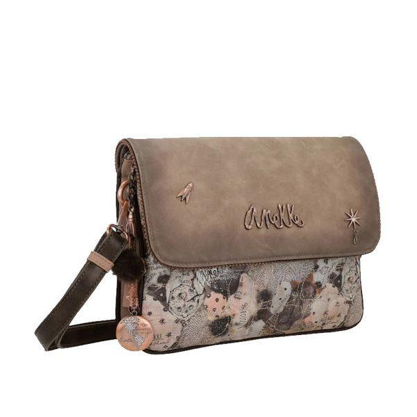 1. Anekke bag 03-375UCS Brown Anekke