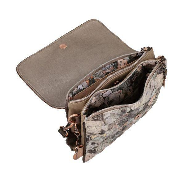 2. Anekke bag 03-375UCS Brown Anekke