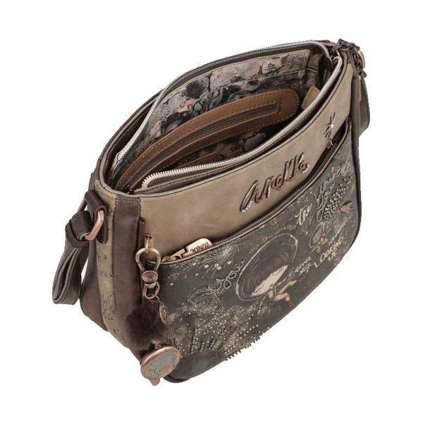 3. Shoulder strap Anekke 03-012UNC Brown Anekke