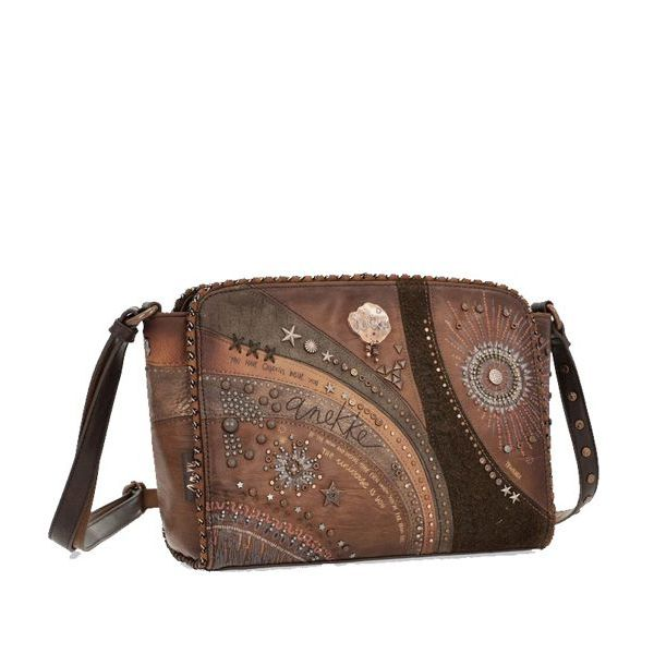 1. Anekke Bag 03-070UNP Brown Anekke