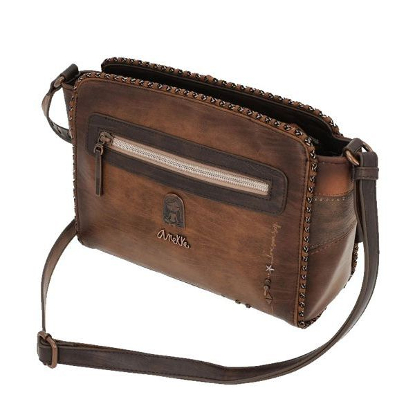 2. Anekke Bag 03-070UNP Brown Anekke