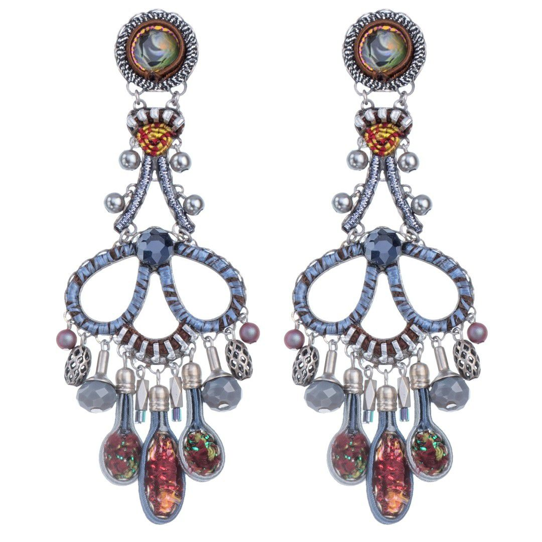 RESONANCE MIRAL EARRINGS Liliac AyalaBar