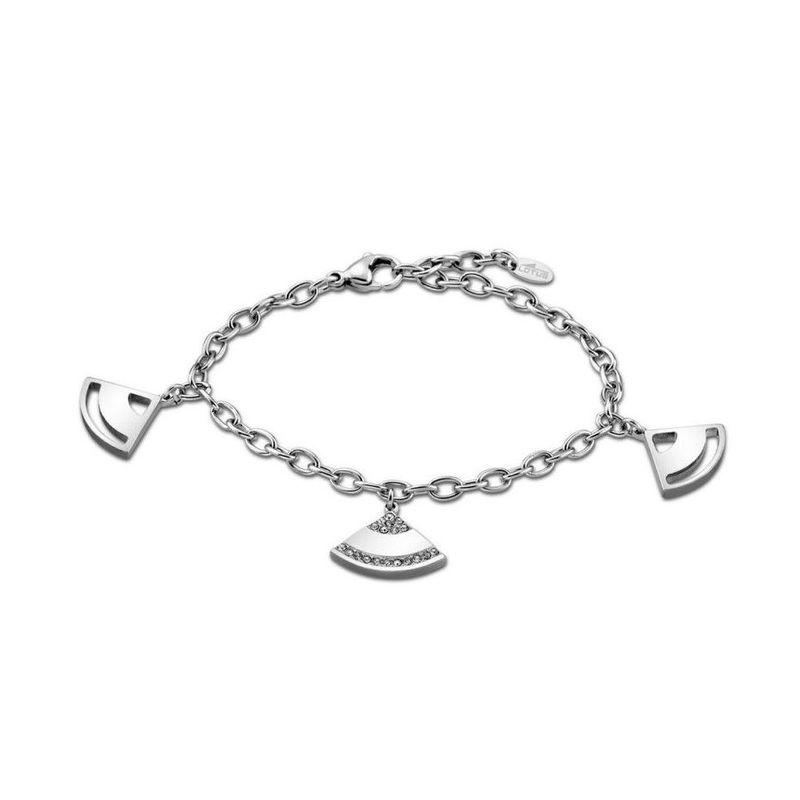 FAN BRACELET Steel LOTUS Style