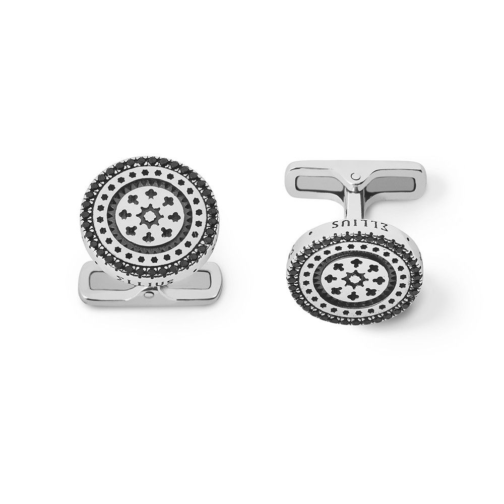 ROSONE S. MARIA ASSUNTA IN PALERMO CUFF LINKS ELLIUS Jewelry