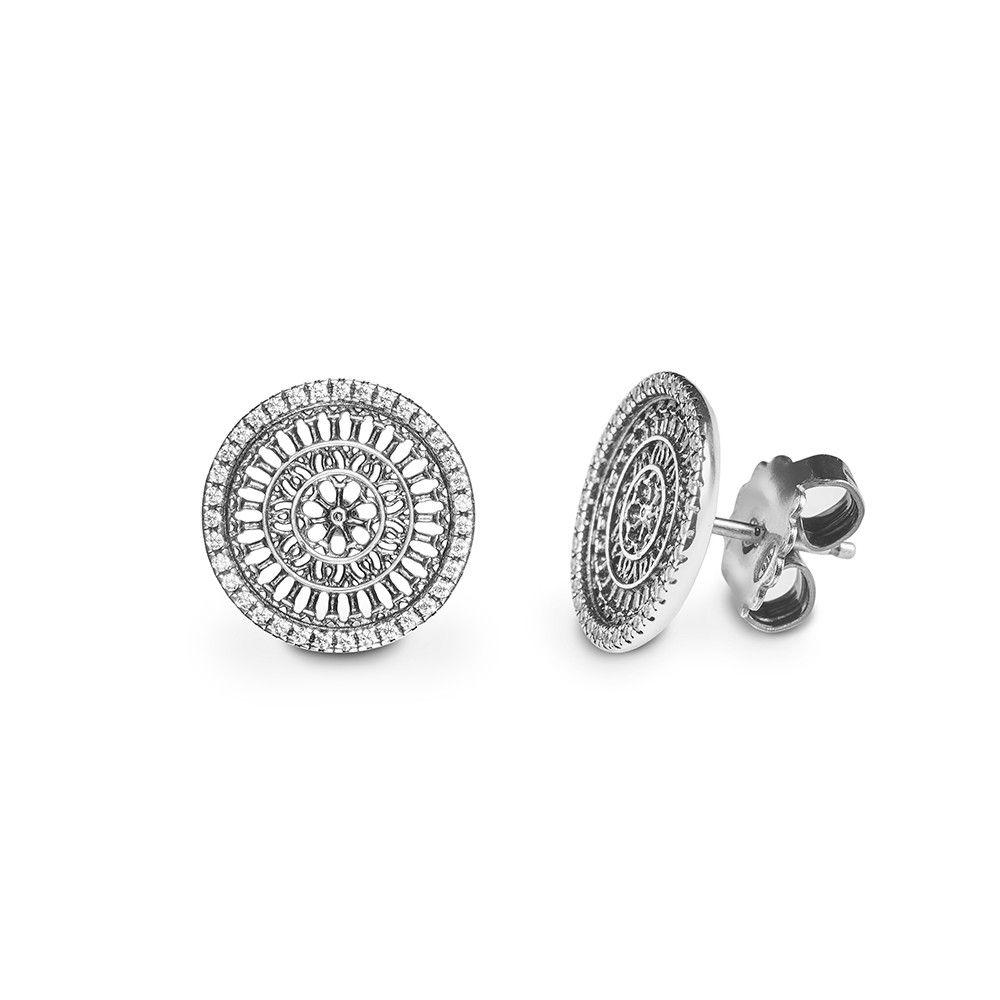 ROSONE S. RUFINO IN ASSISI EARRINGS ELLIUS Jewelry
