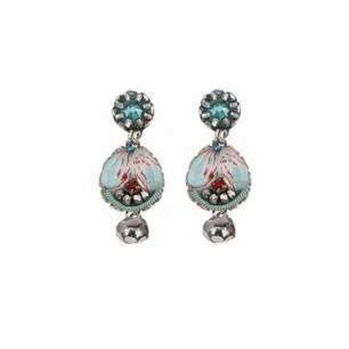DELIGHT CLASSIC, TAPESTRY EARRINGS Greenwater AyalaBar