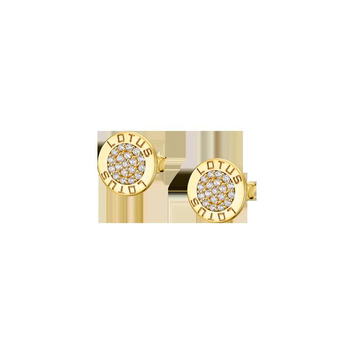 """Lotus"" Earrings G LP1252-4/2 Gold LOTUS Silver"