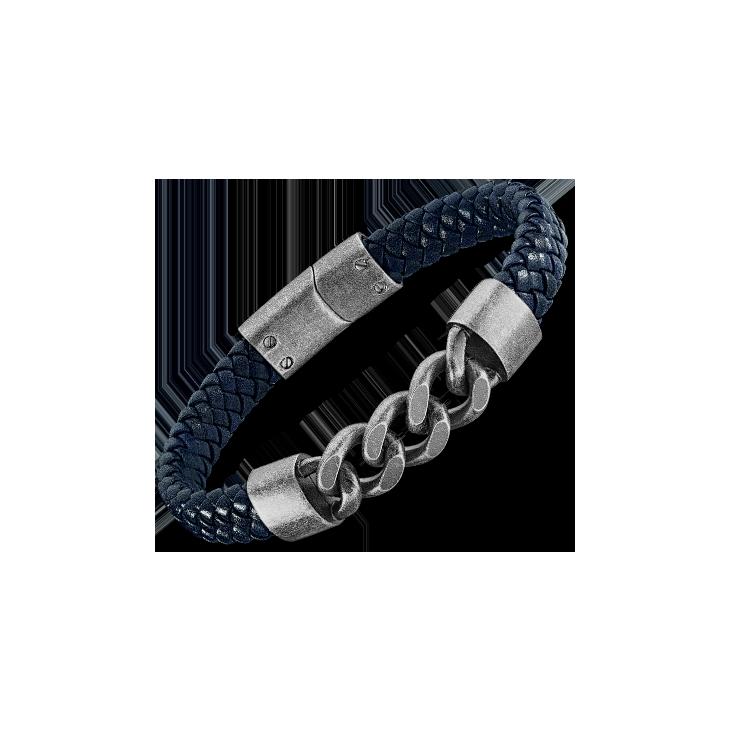 MAN  BLUE BRACELET LS2049/2/2 Blue LOTUS Style