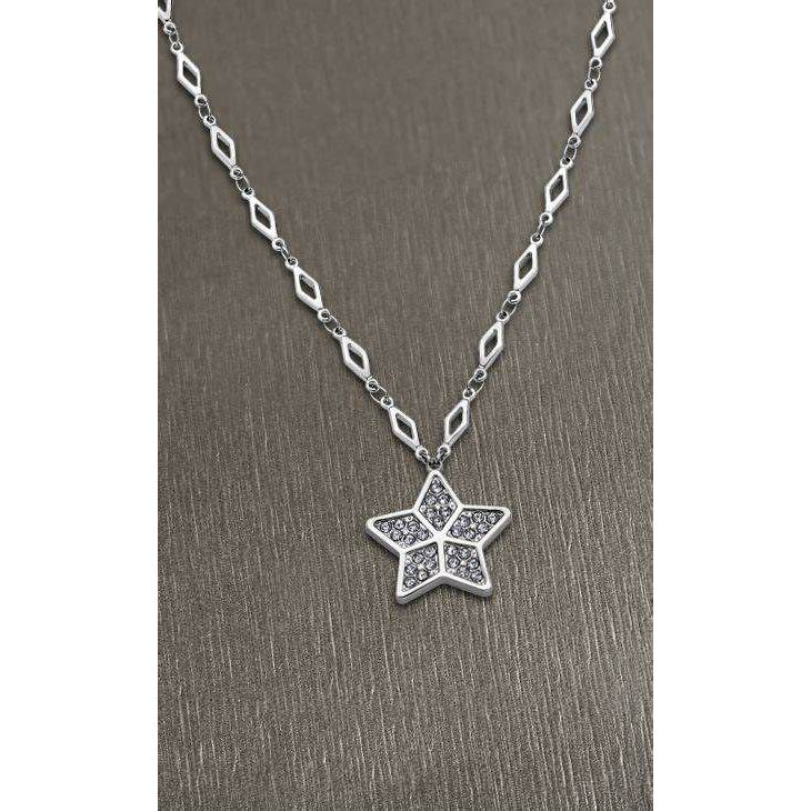 STAR NECKLACE LS1770/1/1 White LOTUS Style