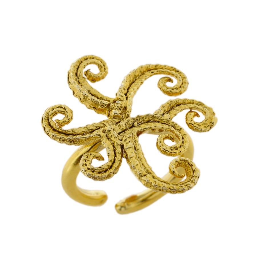 ARCANI RING J-A103 Gold GIULIANAdiFRANCO