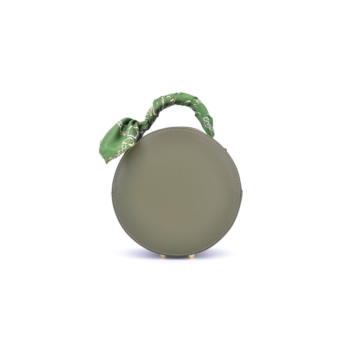 GREENFINCH ROUND BAG Greenfinch BRASS Selection